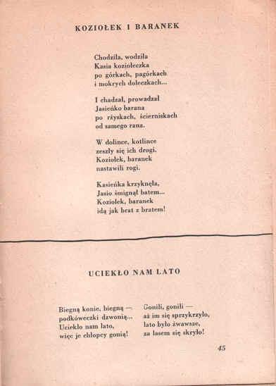 Dwa Gawronki I Inne Wiersze Książka Ludwika Wiszniewskiego