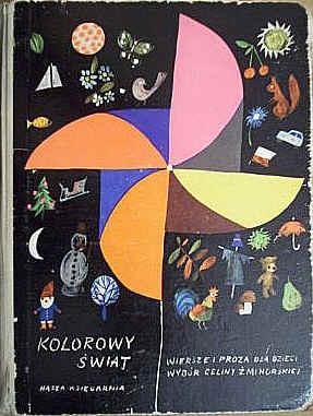 Kolorowy świat Książka Z Wierszem Dwa Gawronki I Bajką Jak