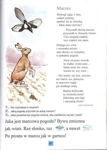 Wiersz Marze I Pączki Na Drzewach Ludwika Wiszniewskiego W